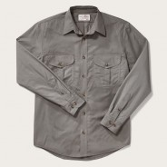 Filson Hemd grün Feather cloth shirt