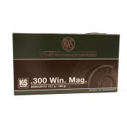 RWS .300 Win.Mag. KS 10,7/165 20 pcs.