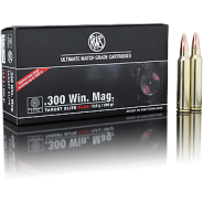 RWS .300 Win. Target 200gr Elite plus 20 pcs.