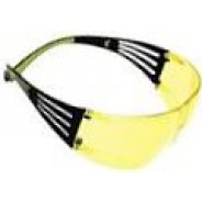 PELTOR Shooting Glases Secure Fit 400 yellow