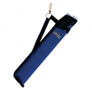 DS-II quiver blue two-tube incl. belt clip