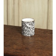 Purdey Scented Candle With Gun Scroll Design