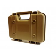 Armamat Pistol case for one weapon TAN