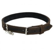 AKAH Neckband Leather