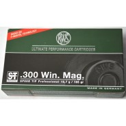 RWS .300 Win Speed Tip Professional 10,7g/165gr