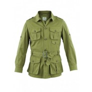 Beretta Serengeti Jacket Safari green