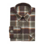 Blaser Heavy Flannel Shirt Hans