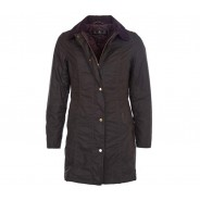 Barbour Wax Jacket Belsay Olive