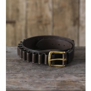 Purdey Bridle Leather Cartridge Belt Cal.20