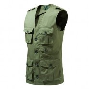 Beretta Safari Gilet Serengeti green