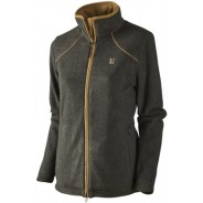 Härkila Sandhem Woman Fleece Jacket Grey