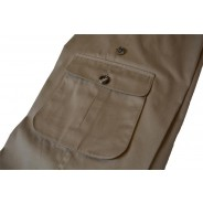 William&Son Hose lang Fawn sand cargo