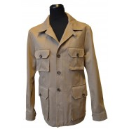 William&Son Safari Jacket Cotton fawn sand