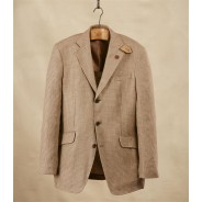 Purdey Jacket Linen Patches