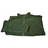 Purdey Fleece Light Shooting Jacke green