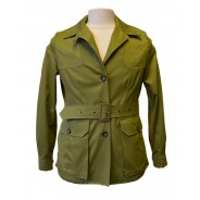 William&Son Jacke Safari Moss green
