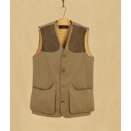 Purdey Shooting vest khaki green
