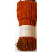 William&Son Stutzen Orange&Garter