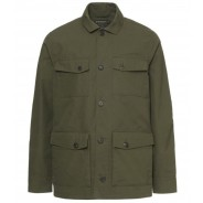 Purdey Safari Jacket Percival olive green