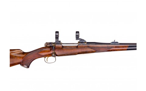 JSE Mauser 98, .243 Winchester