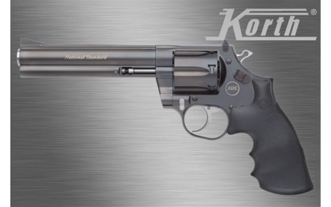 Korth National Standard Kal. .357 Mag. 6 Zoll