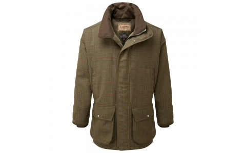 Schöffel Ptarmigan Tweed Fieldcoat