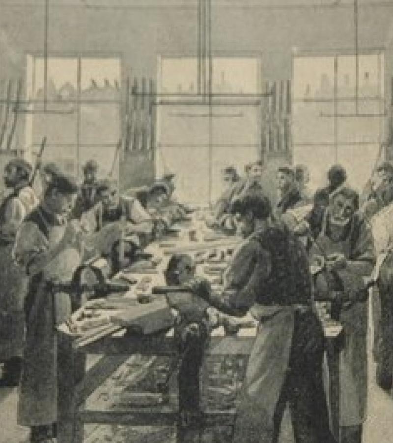 Gunmaking tradition