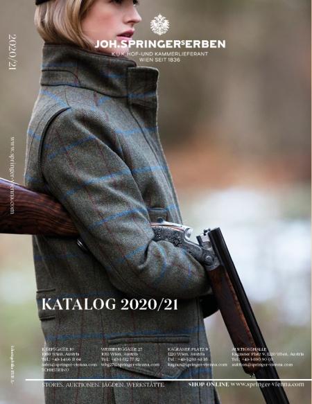 Springer Katalog 2020/21