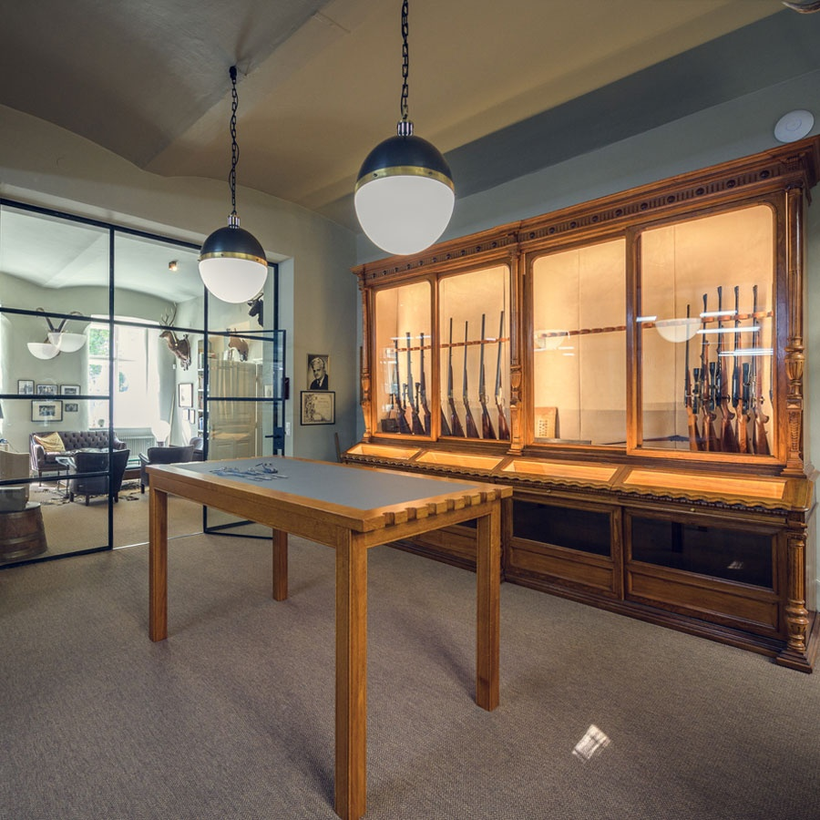 Guns & rifles Museum